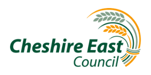 Cheshire East Council logo linking to related Case Study example